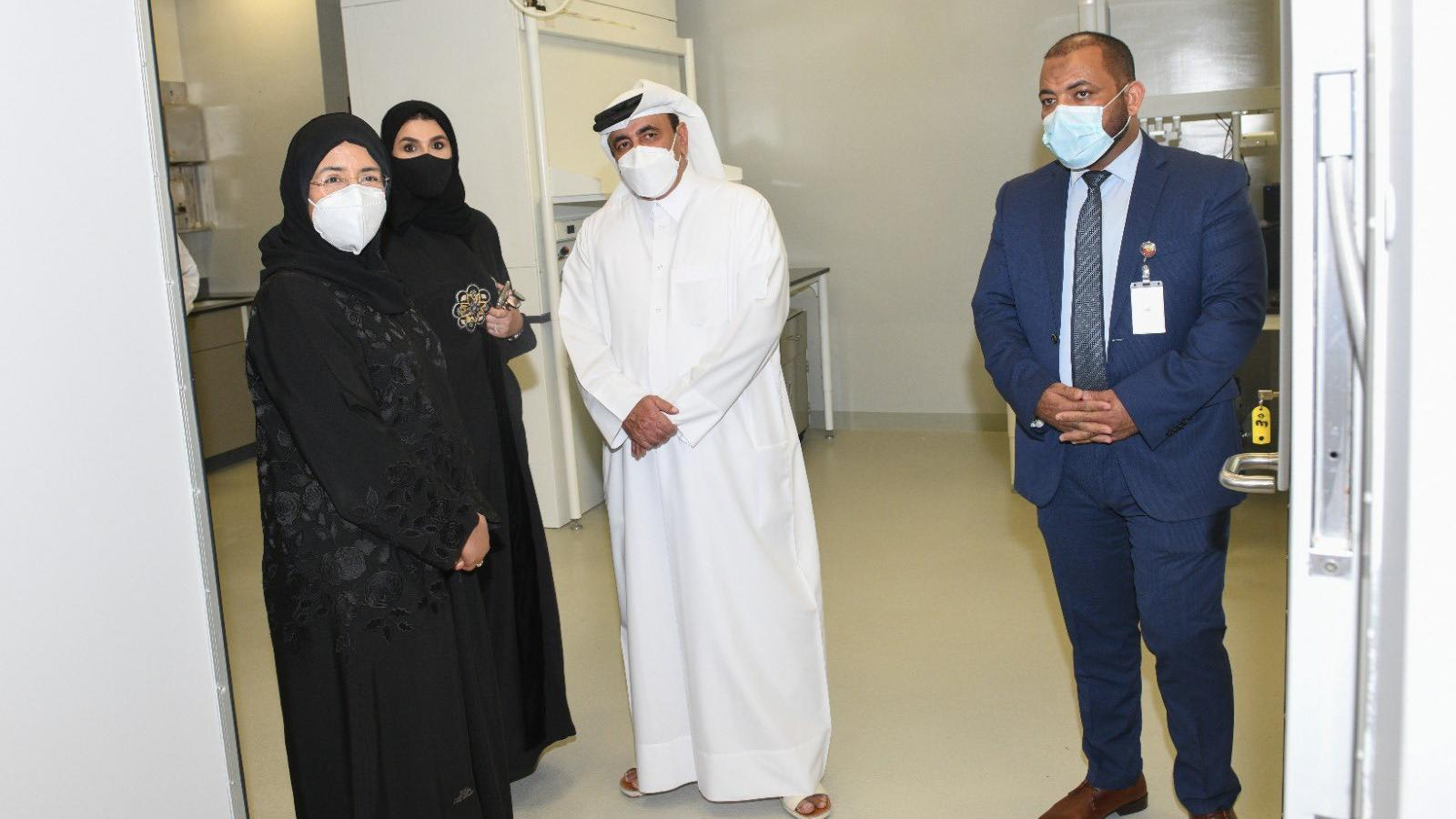 Ministers inaugurate Food Safety Lab at Hamad Port