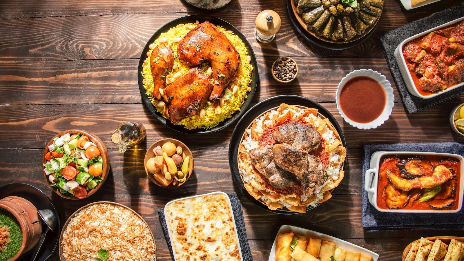 Indulge in a splendid Iftar experience at home with The Ritz Carlton