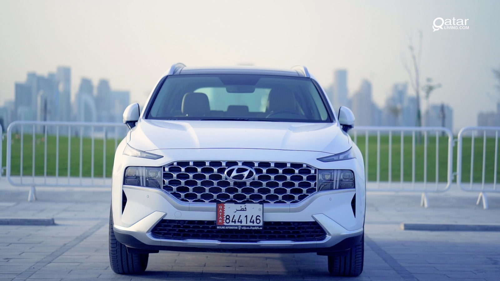 WATCH: See clearly in any situation with Hyundai's 2021 Santa Fe