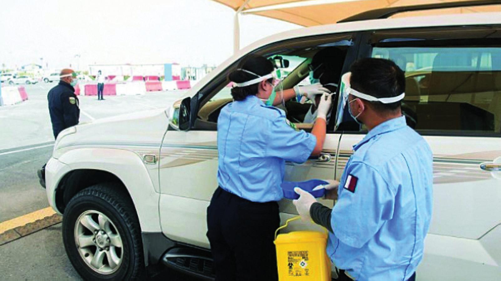 MoPH announces COVID-19 drive-through vaccination center working hours for Ramadan