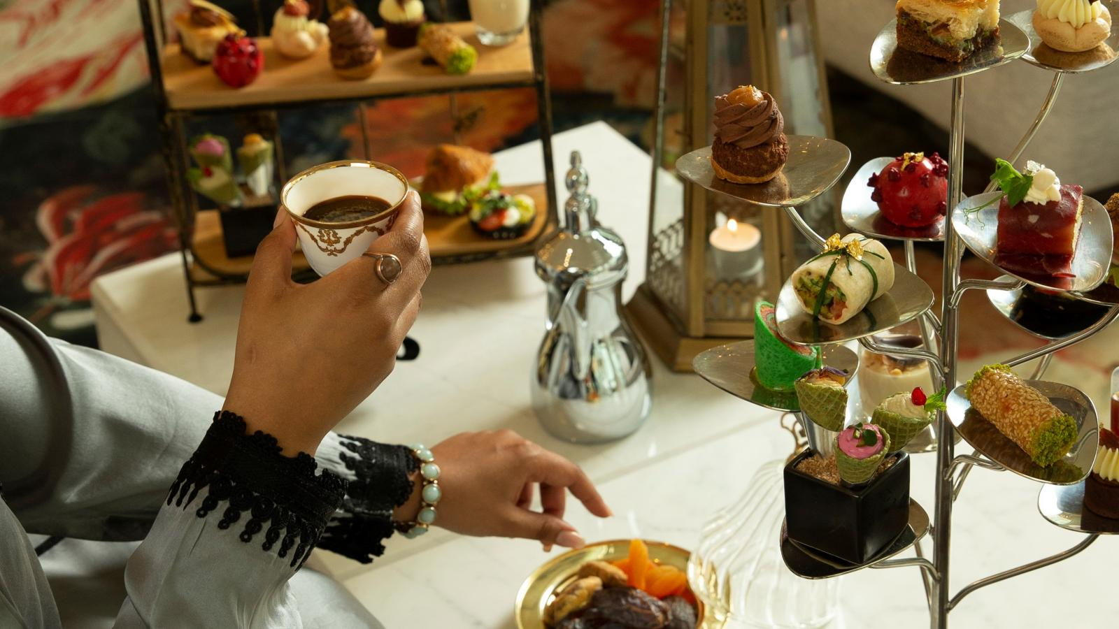 Embark on a unique culinary experience this Ramadan with Mondrian Doha