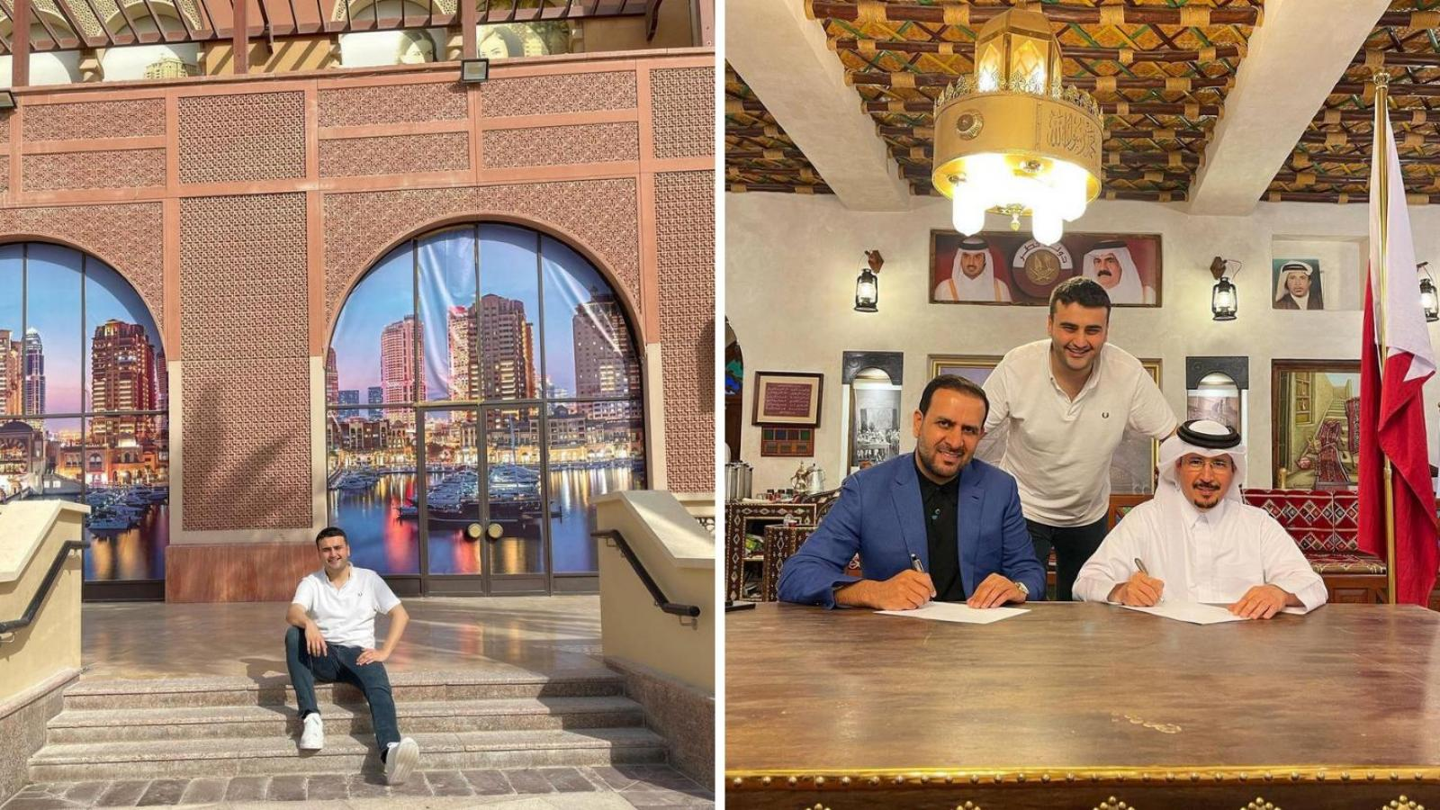 CZNBurak to open restaurant in Qatar