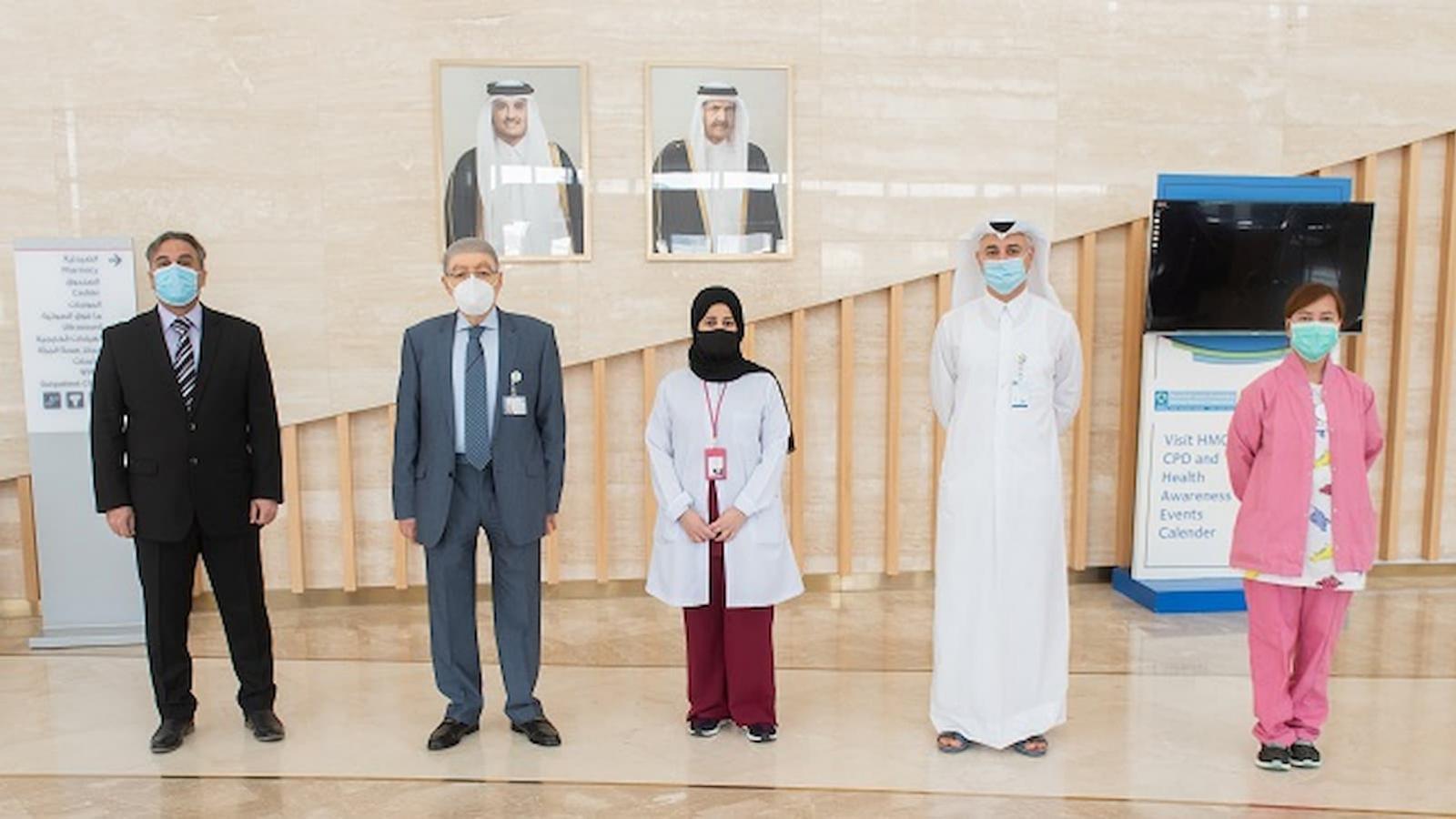 Qatar Neonatal Transport Program successfully transports hundreds of newborns for tertiary care