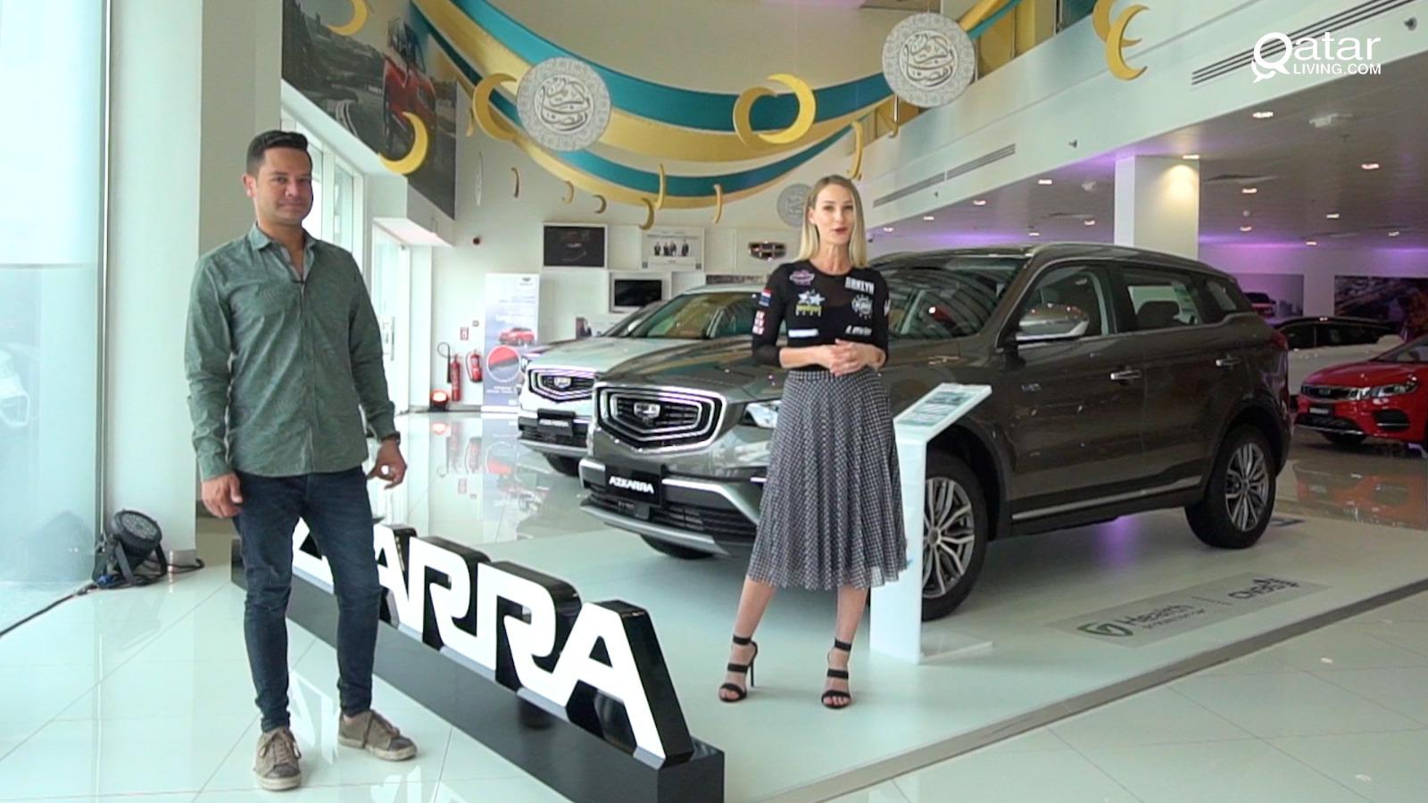 WATCH: Geely offers special Ramadan prices and benefits