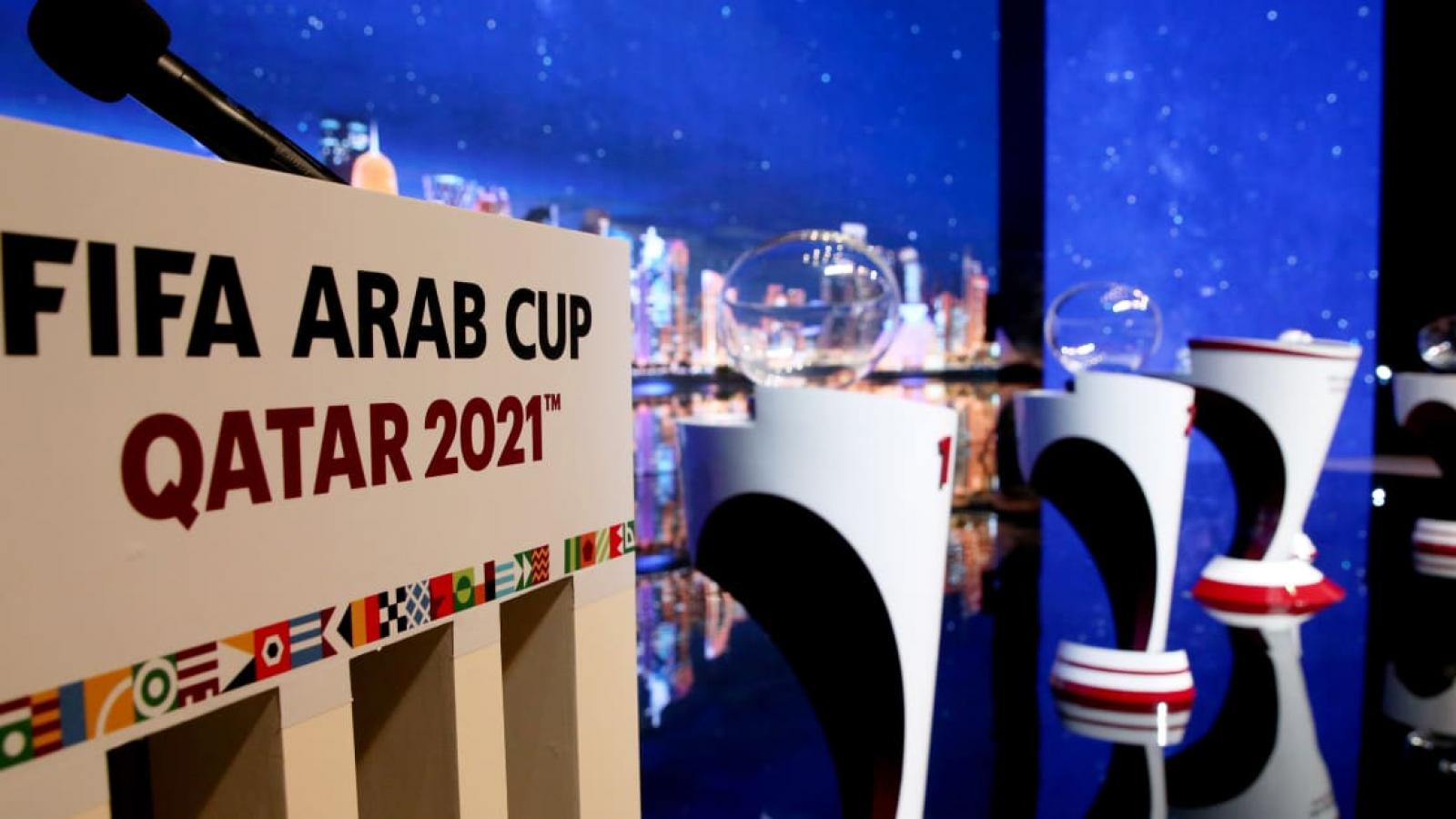 FIFA Arab Cup Qatar 2021 draw set to take place today