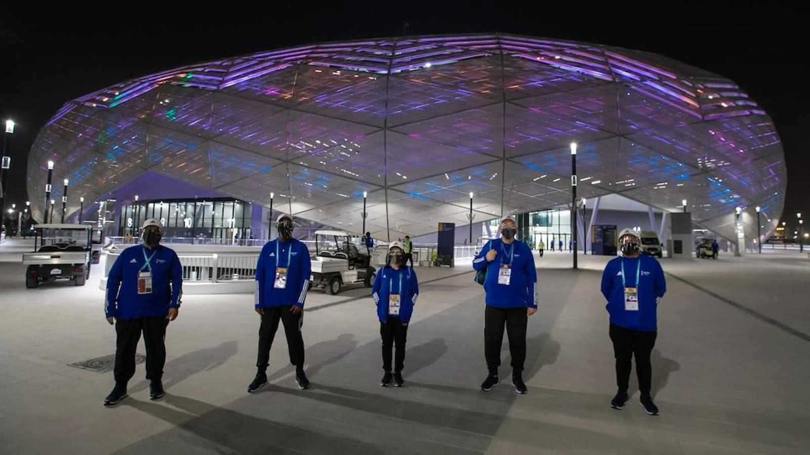 Qatar invites people to volunteer for the FIFA Arab Cup