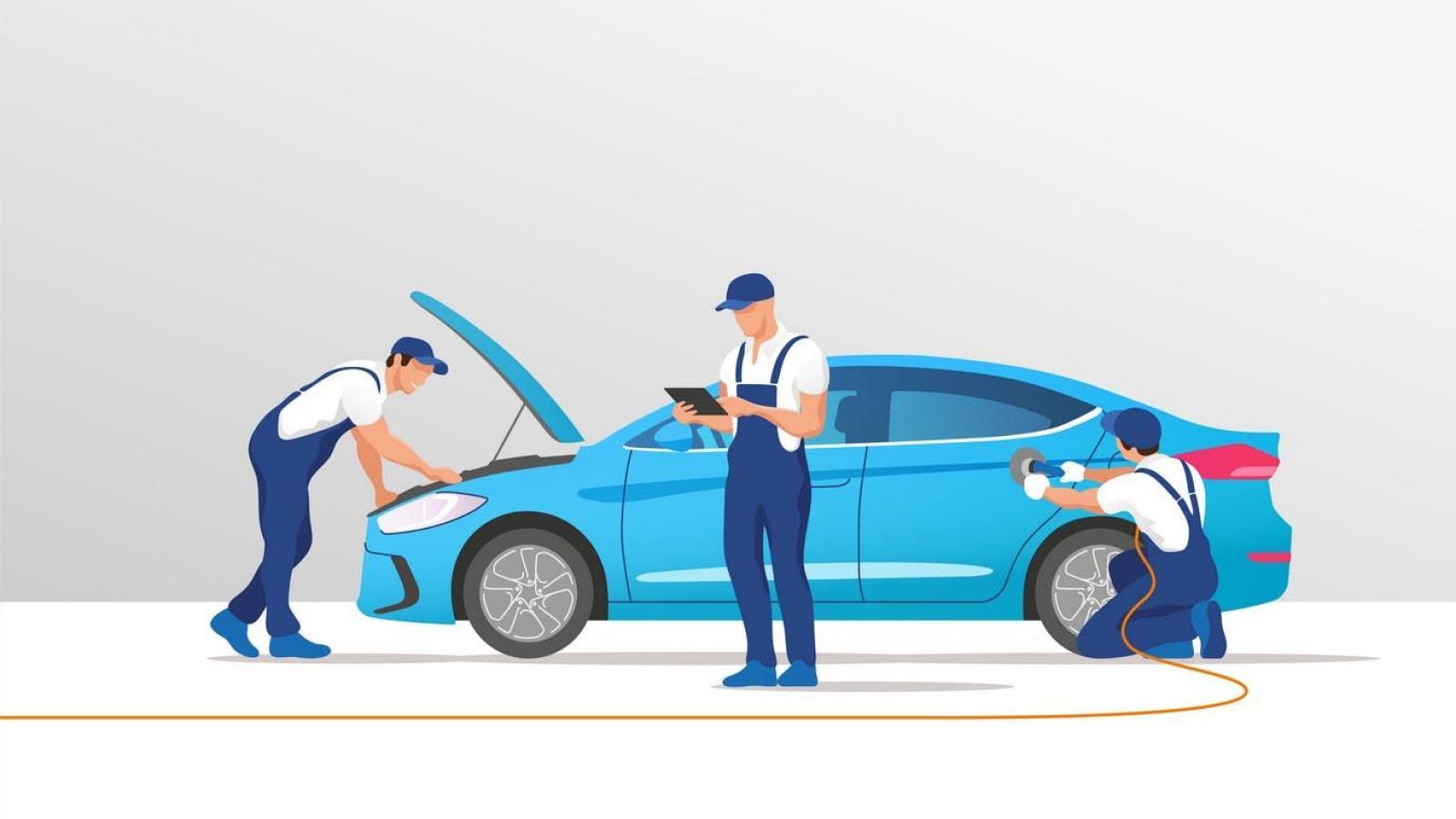 MoCI announces regulations for auto repair workshops