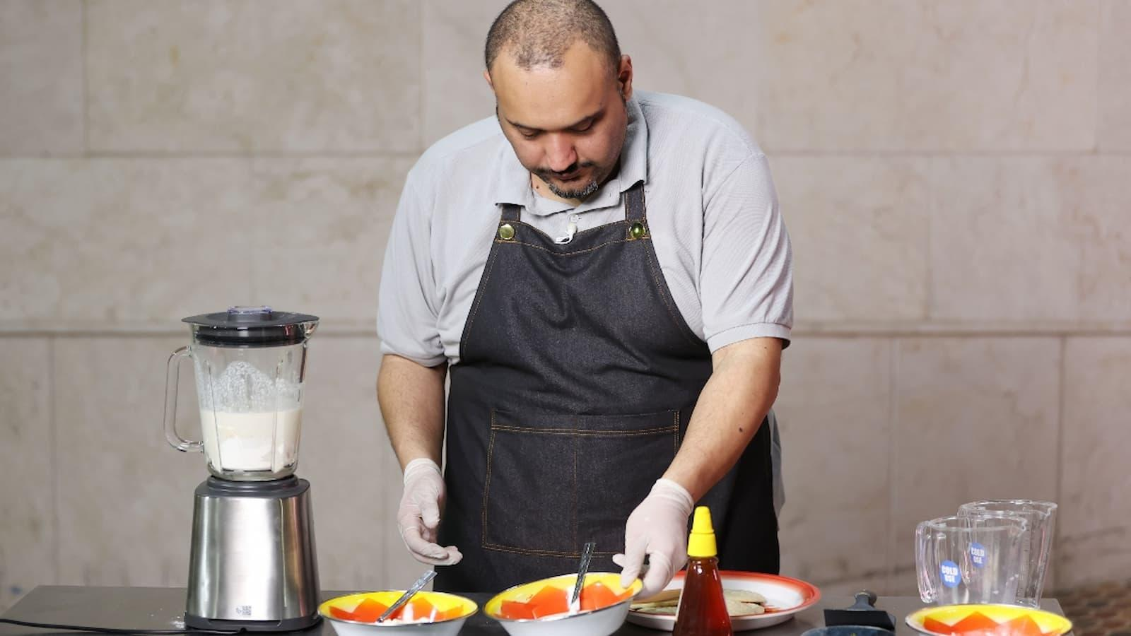Great football and tasty food will welcome fans in 2022: Qatari chef