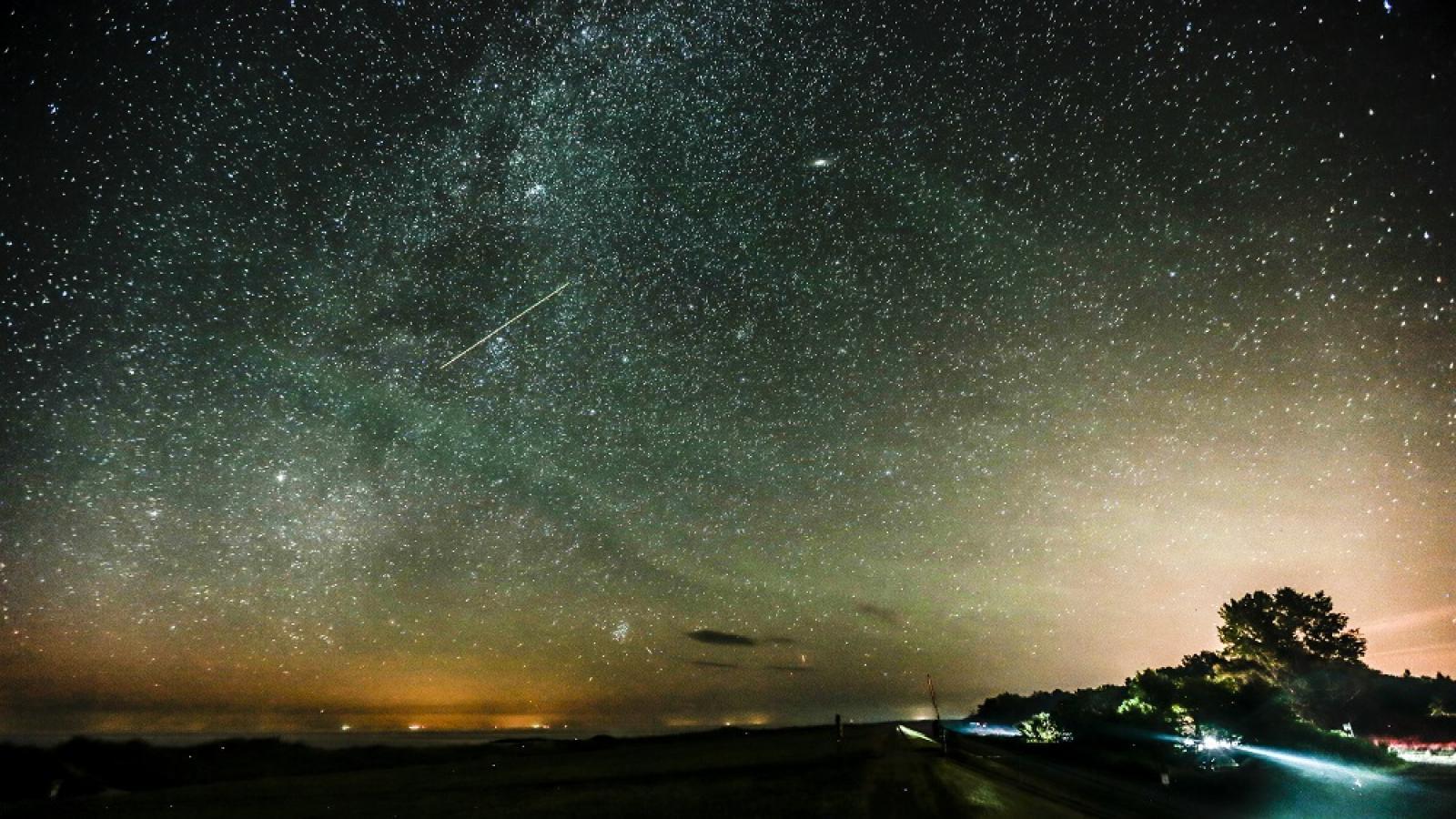 The Eta Aquarid meteor shower to illuminate Qatar sky tonight