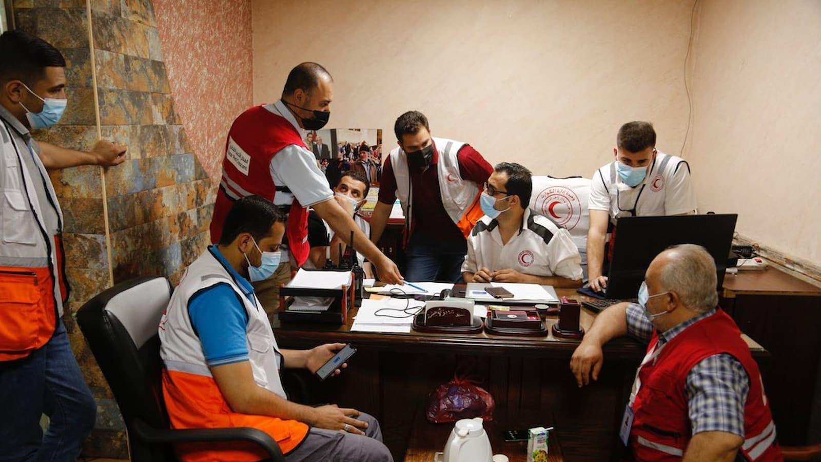 WATCH: QRCS issues QR60 million humanitarian aid appeal for Palestine