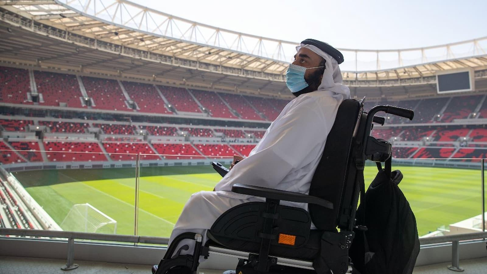 Qatar aims to deliver outstanding FIFA World Cup experience for people with disabilities