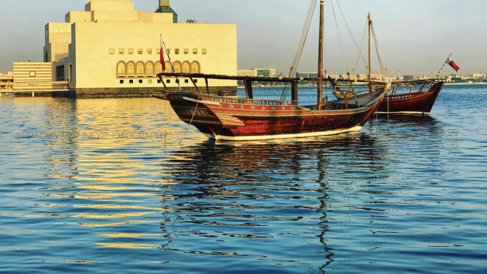 Good morning Qatar!