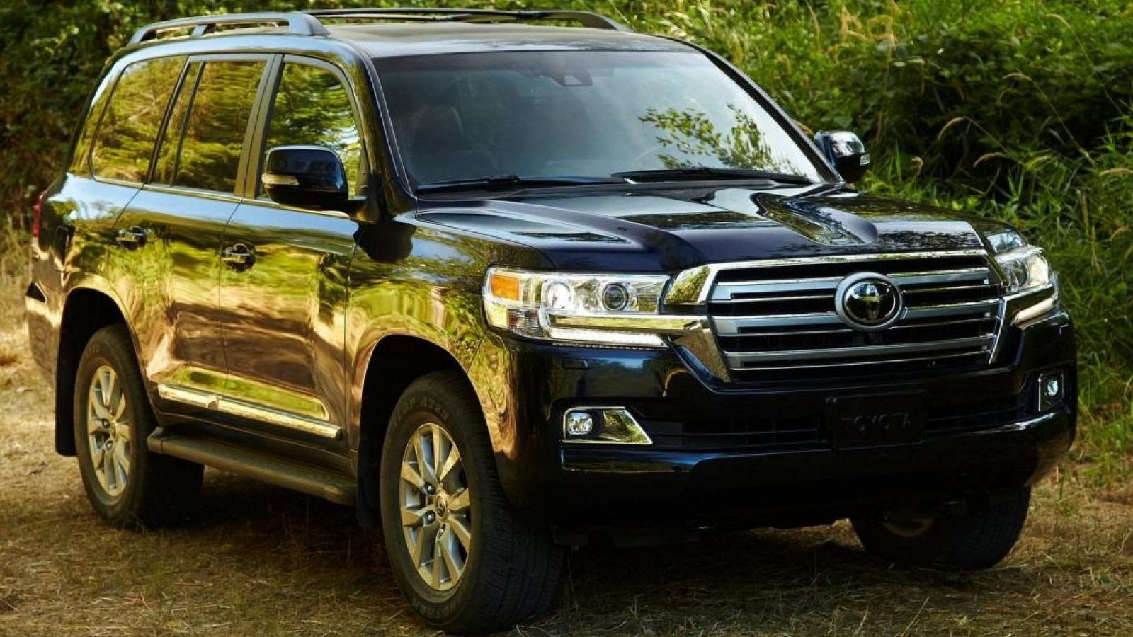 WATCH: An in-depth look into the history of the Land Cruiser as Toyota takes the wrap off the flagship SUV's 2022 model