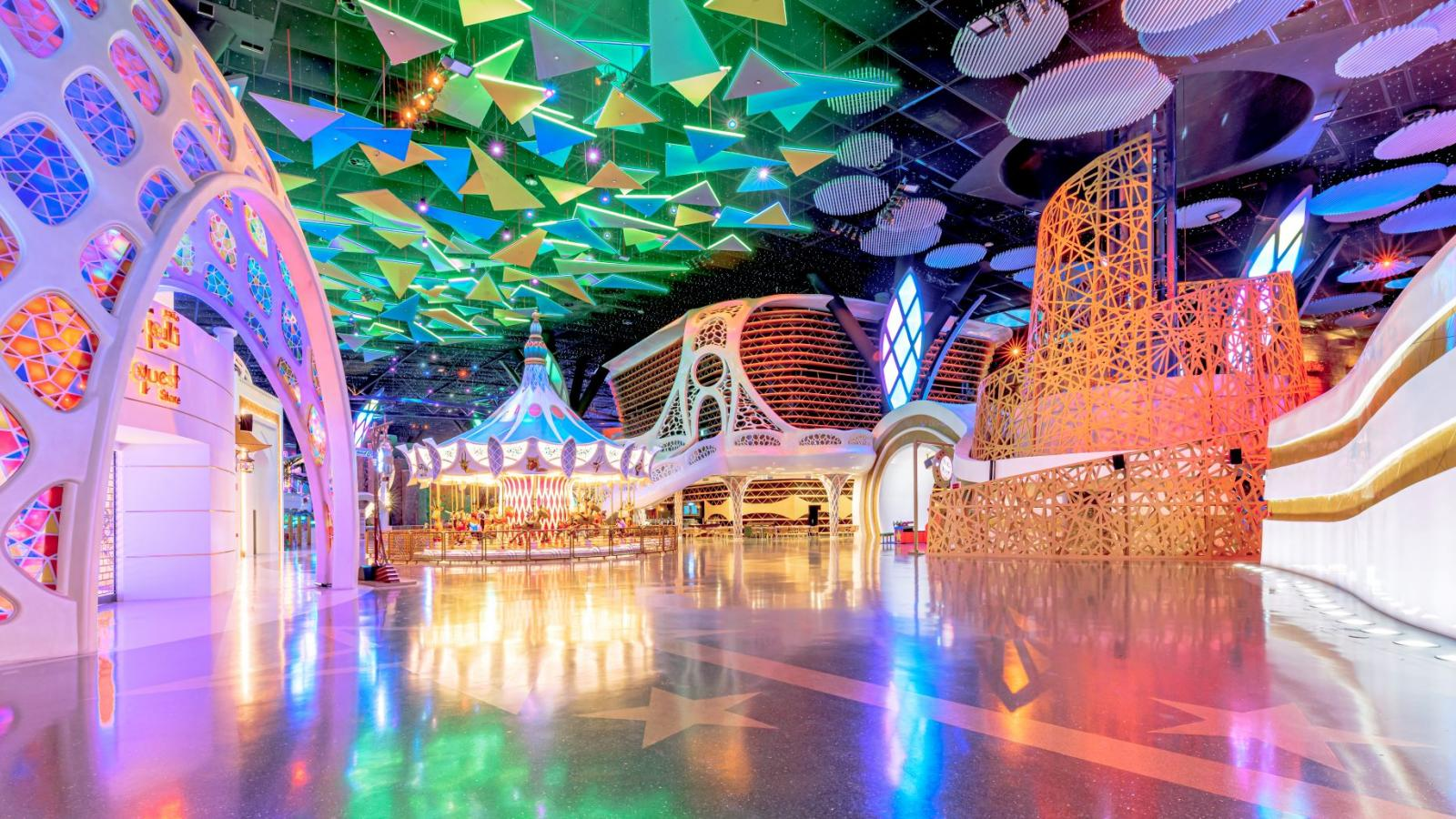 Quest, Qatar's first indoor theme park to open July 1