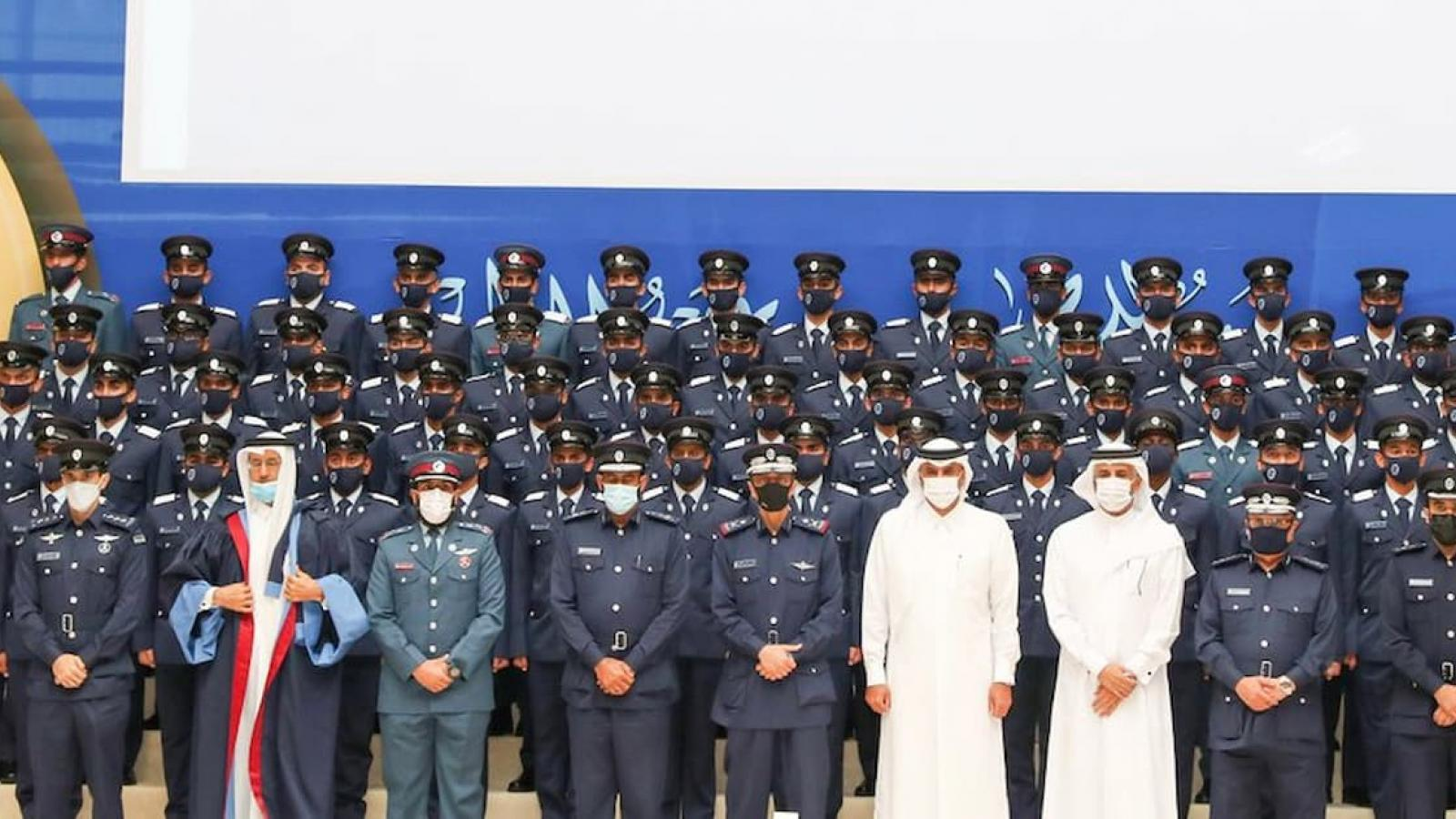 PM honors graduating civil officer candidates