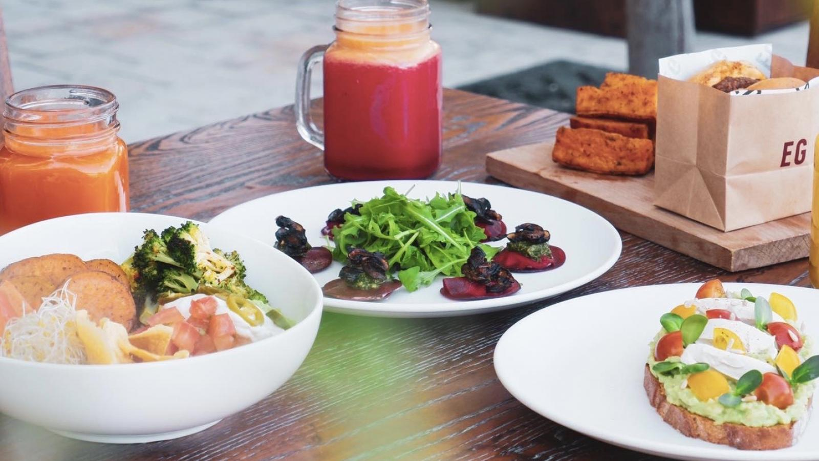 All you need to know about the few 100% vegan restaurants and cafes in Qatar