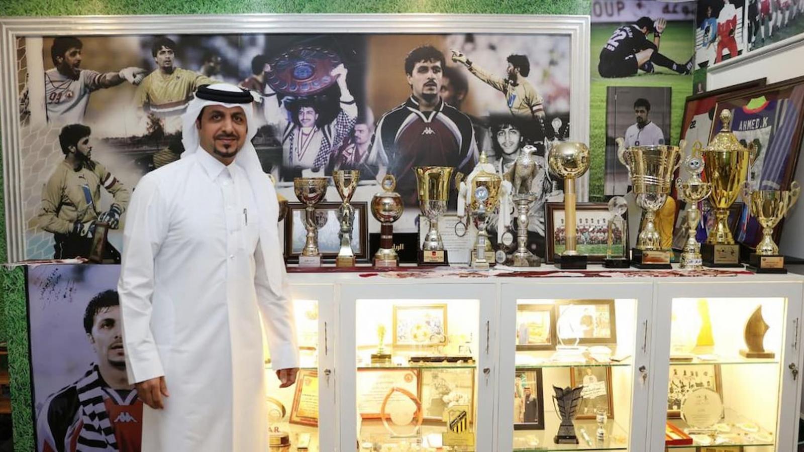 Qatari football continues to make great strides on the road to 2022: Ahmad Khalil