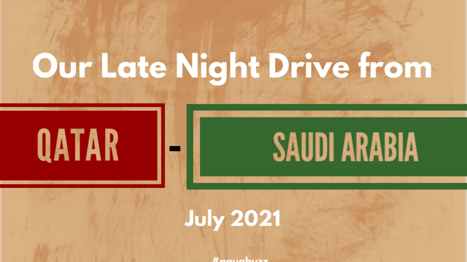 Travelling to Riyadh, Saudi Arabia from Doha by Road- July 2021 update. During the COVID-19 pandemic, post the reopening of land border after the blockade!