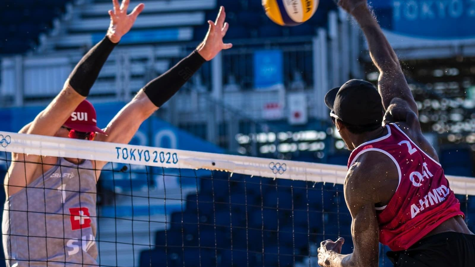 Younousse and Tijan get off to a flying start in Tokyo, win first match of group stage