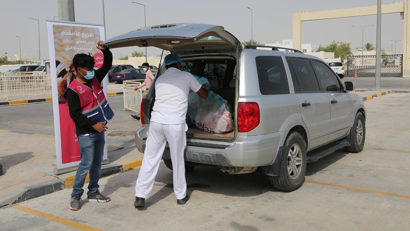Qatar Charity distributes Udiyah to over 46,000 during Eid Al-Adha