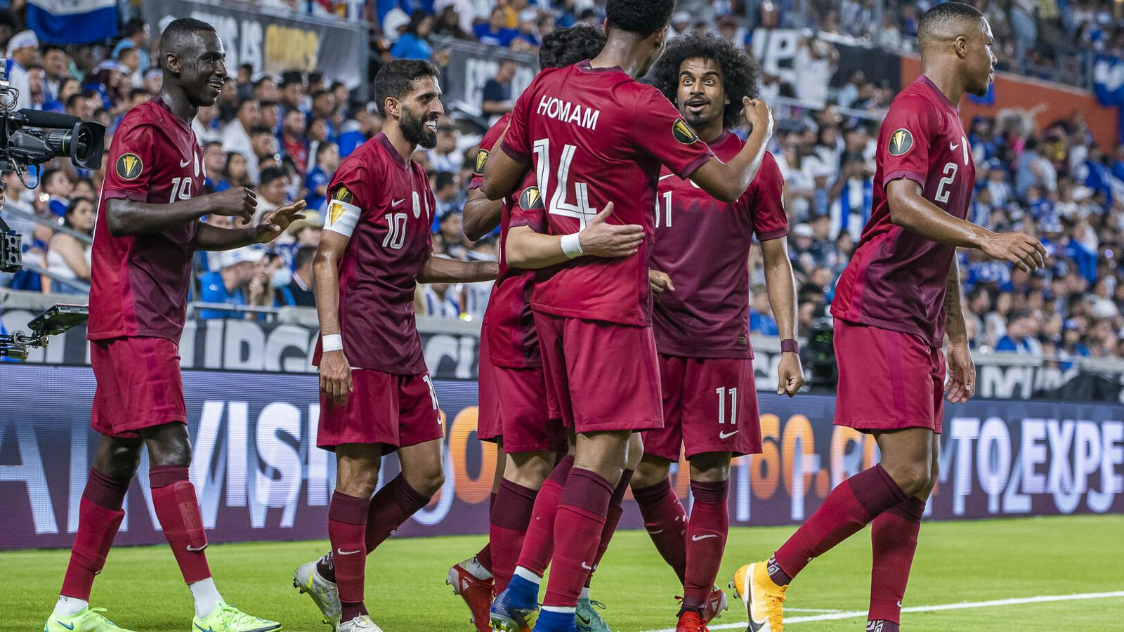 Qatar to face-off against USA in Concacaf Gold Cup semi-final