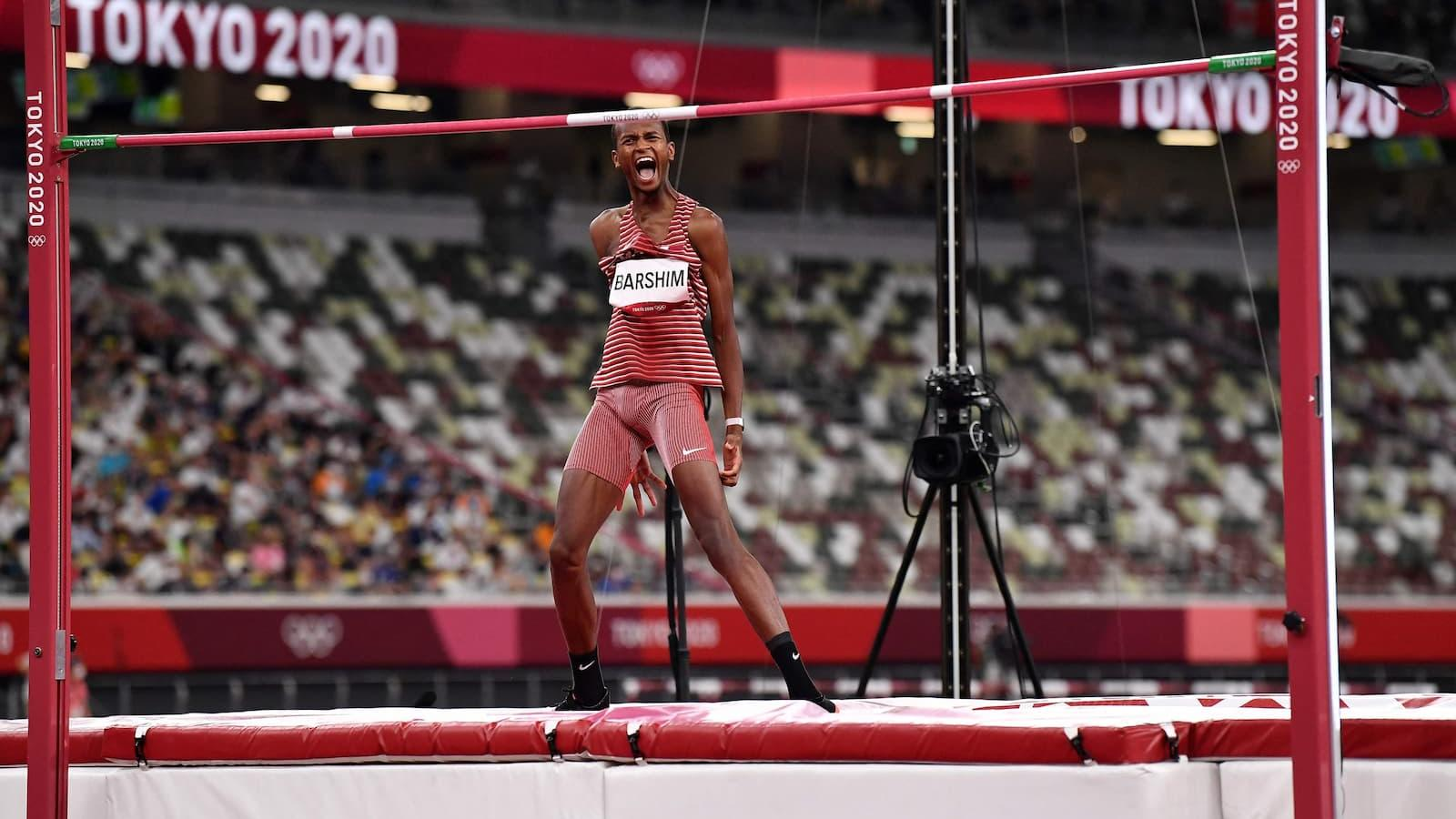 WATCH: Barshim bags Qatar's second gold as world champion soars high in Tokyo