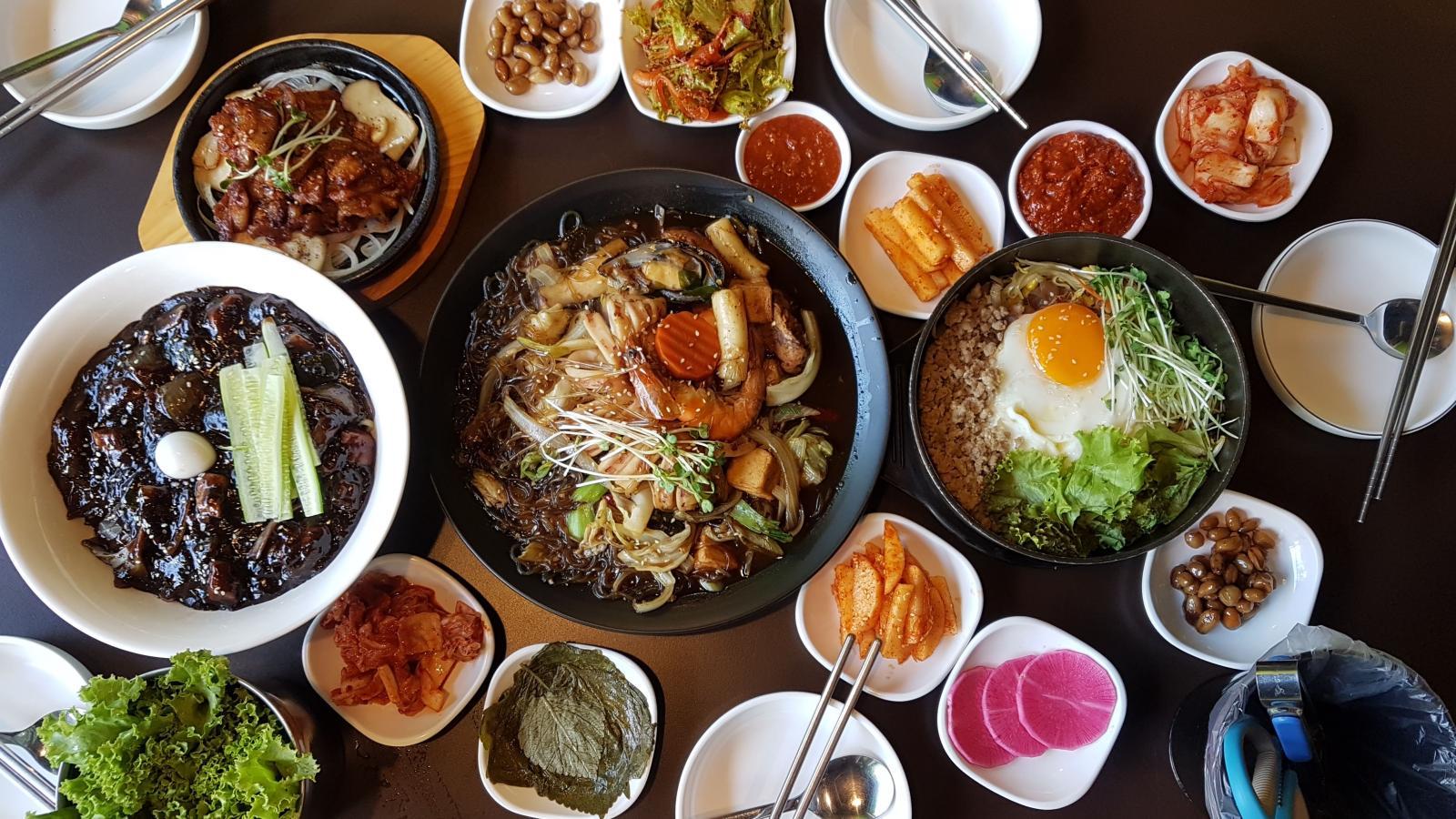 Top 5 Koreanrestaurants in Qatar
