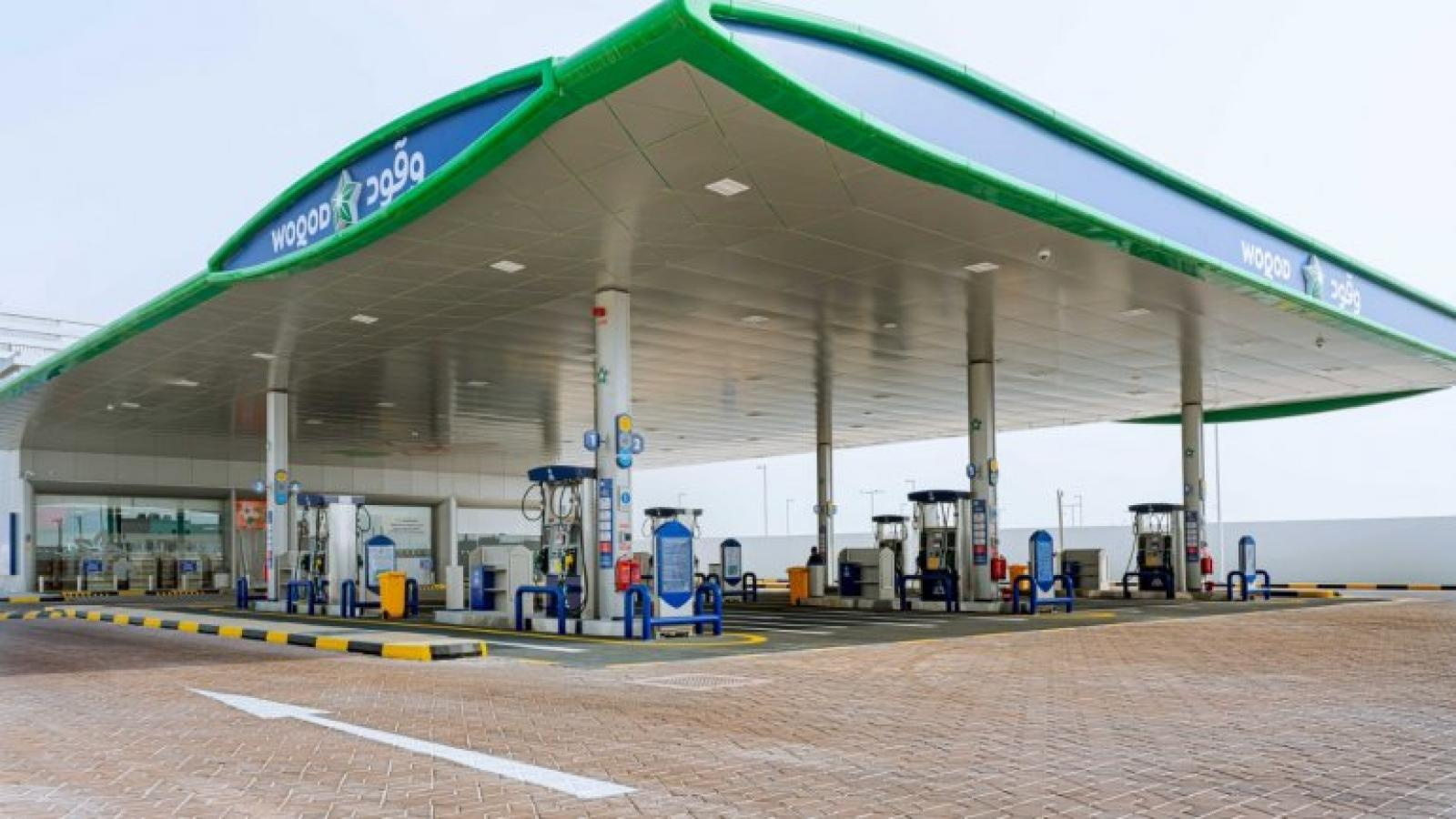 Woqod announces opening of Waterfront New petrol station at Lusail City