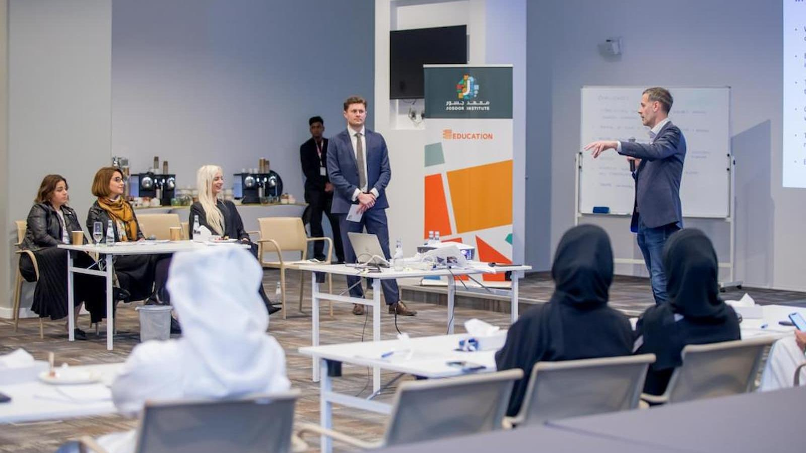 Josoor Institute continues to build expertise on the road to Qatar 2022: Afraa Al Noaimi