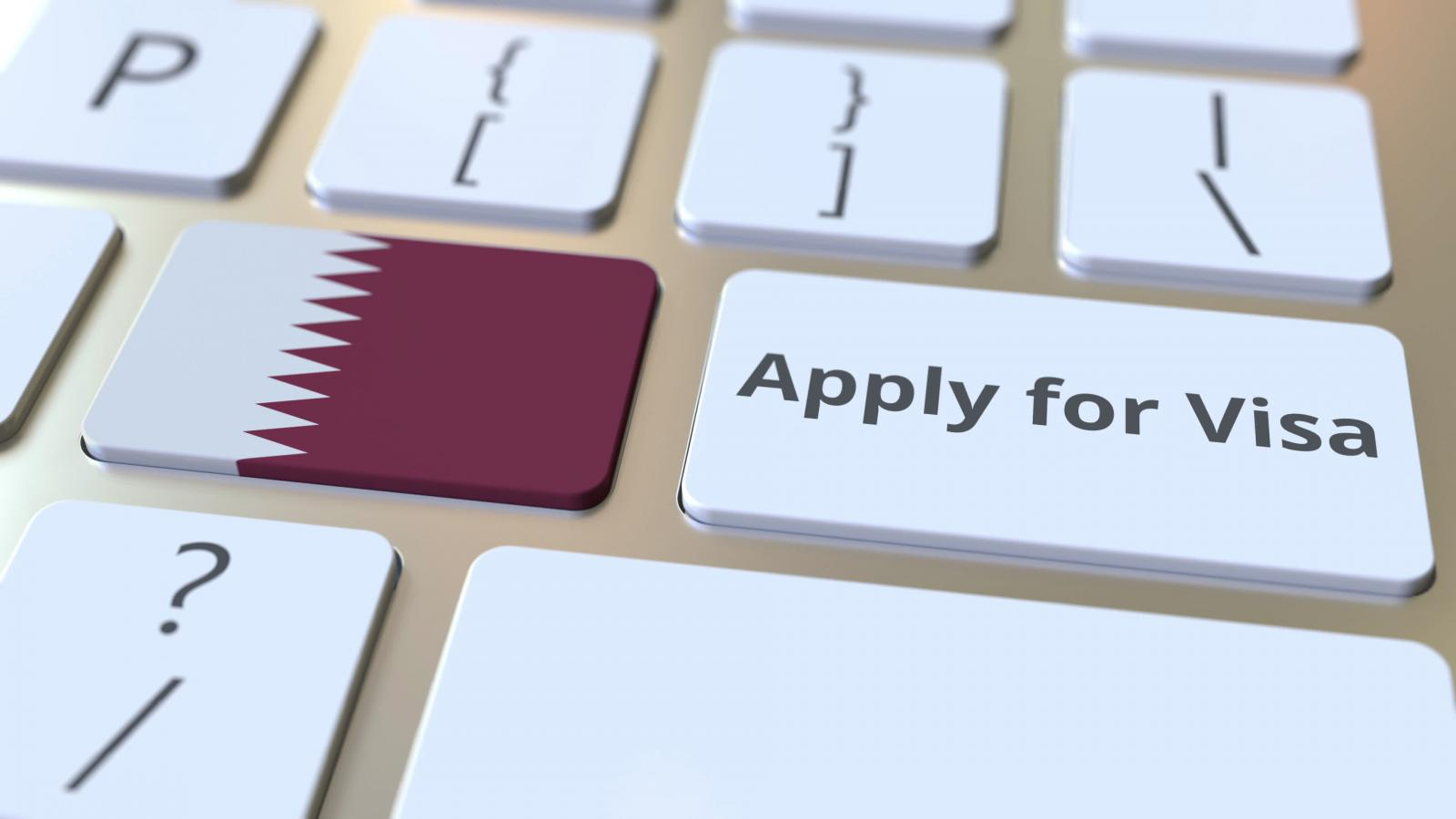 How to apply for Qatar family visit visa online