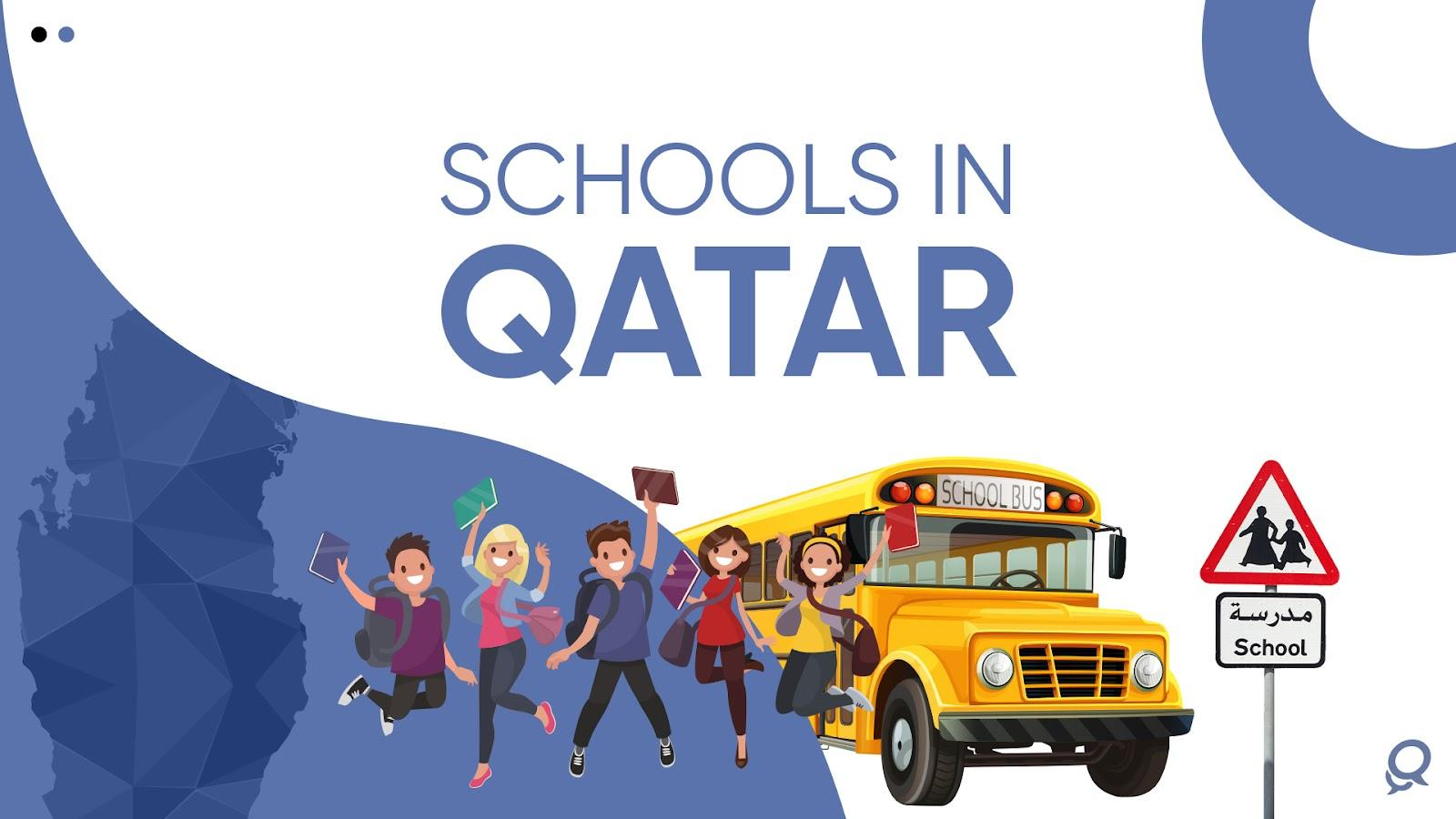 Back to School! Top 15 residential locations for schools in Qatar