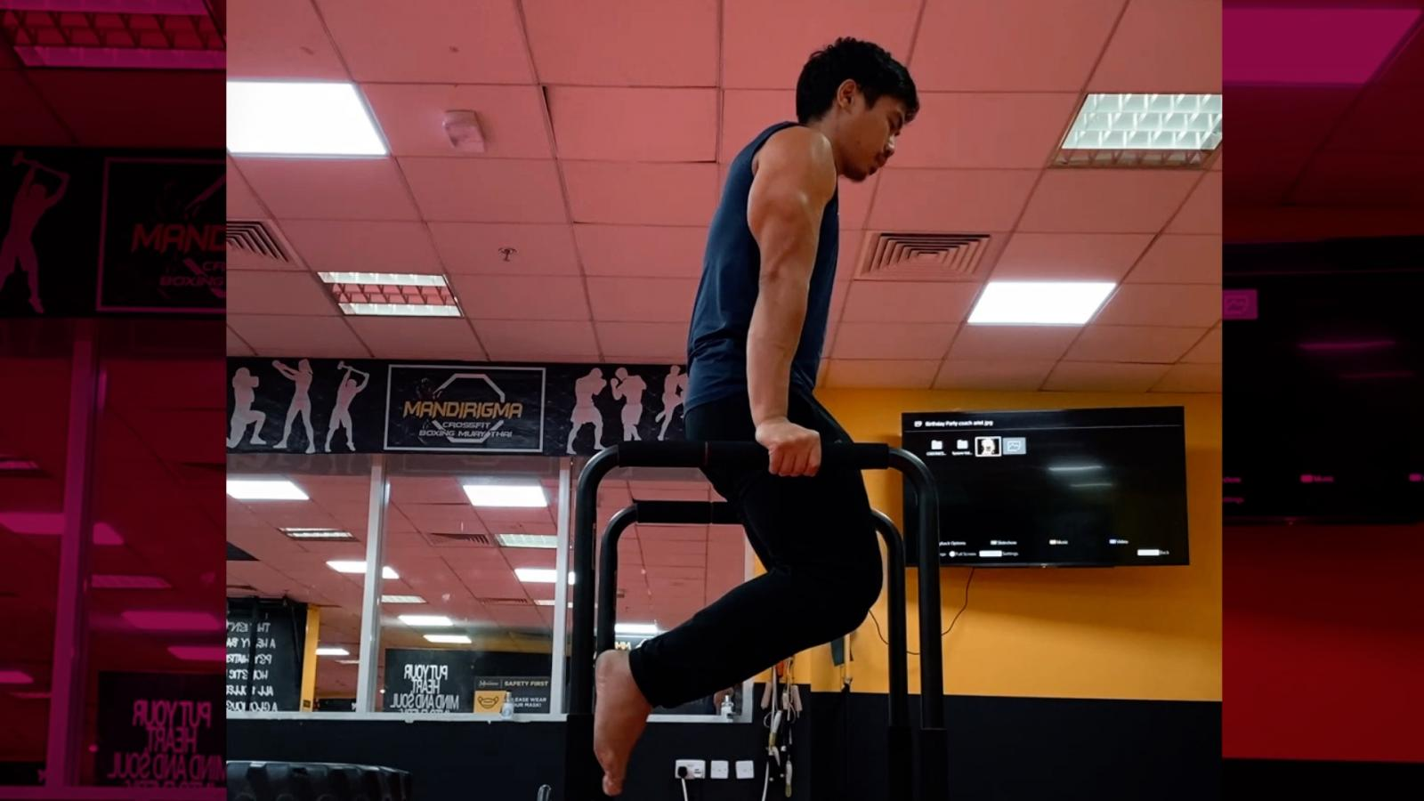 WATCH: QL Fitness   Episode 3   Push Workouts