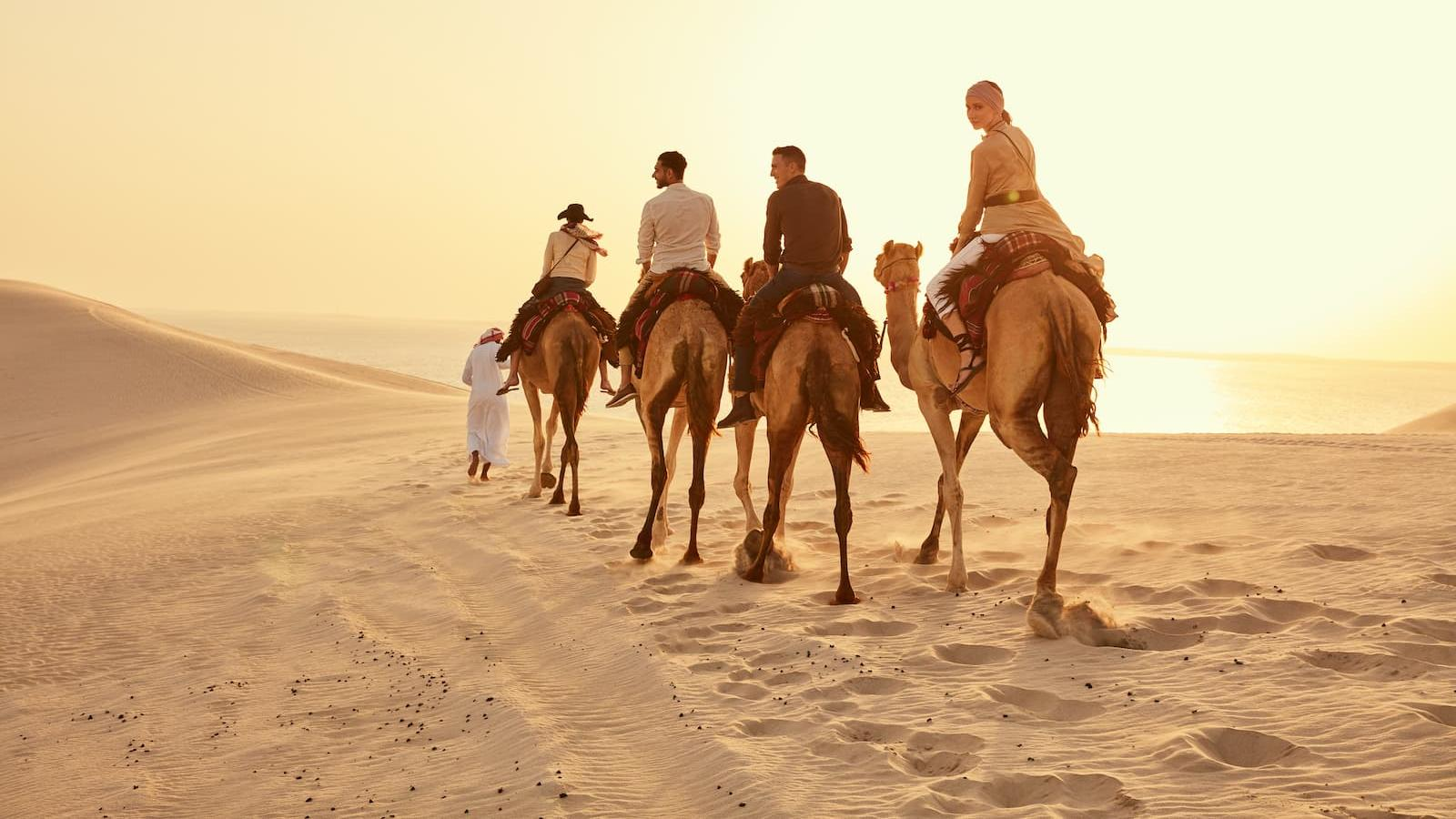 Qatar Tourism invites eligible residents to register for its Tour Guide Training Program