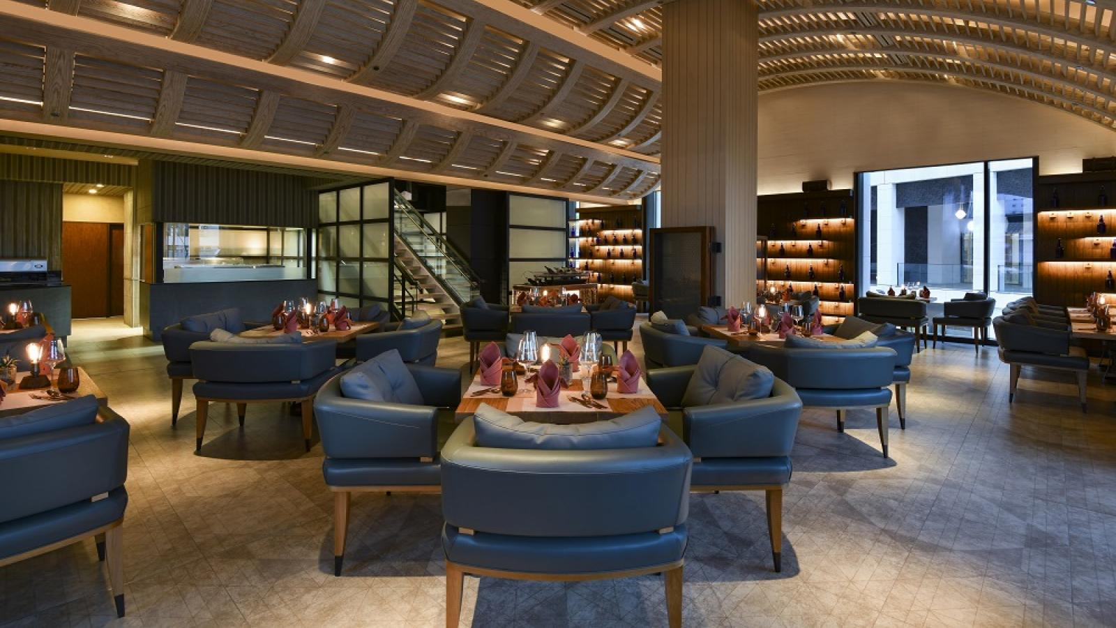 Explore the complexity of flavors in Arabic cuisine at Alwadi Hotel MGallery