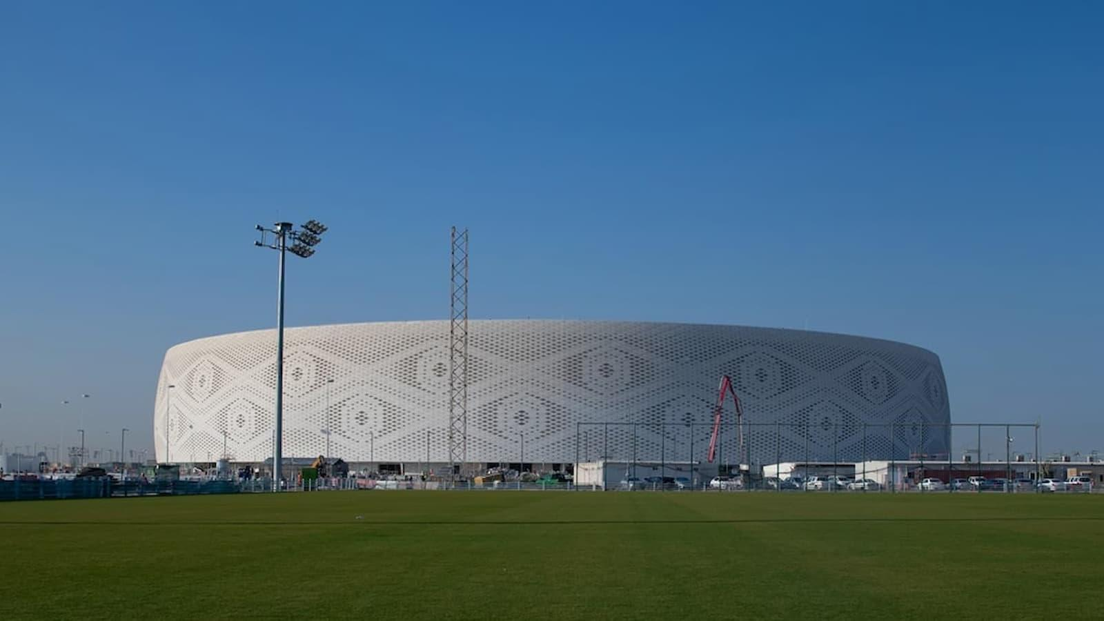 6th FIFA World Cup Qatar 2022 Stadium completed; venue to host 2021 Amir Cup Final