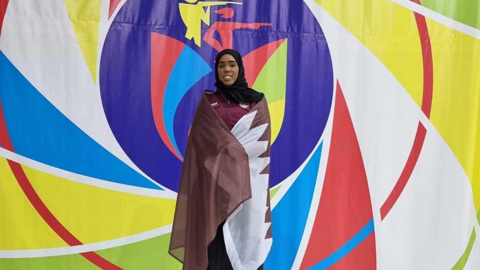 Qatar's Amal Muhammad clinches gold in Asian Airgun Championships