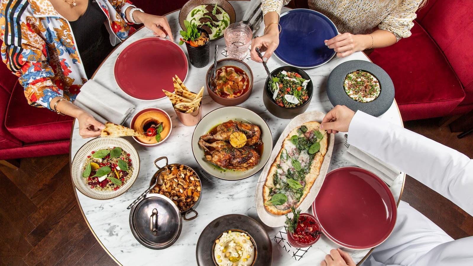 Soulful Lebanese cuisine has a new home in Doha