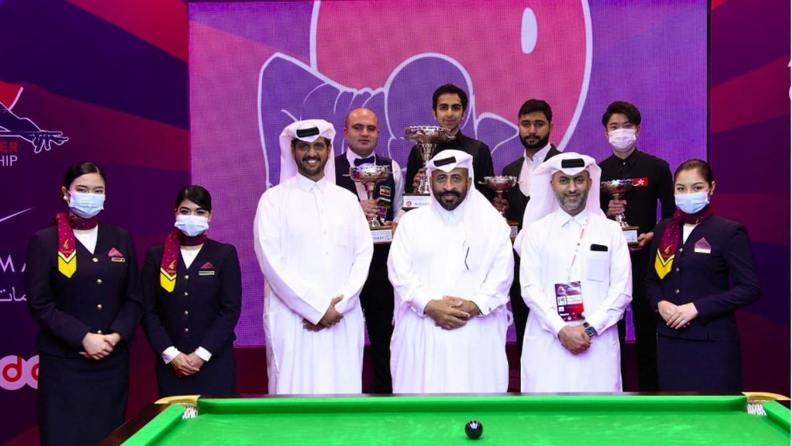 India's Advani crowned Asian snooker champion for second successive time