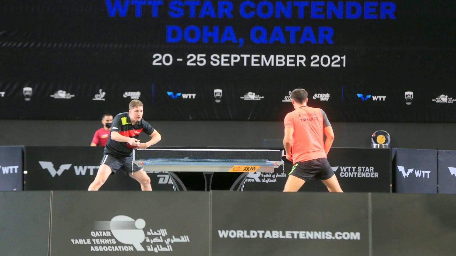 WTT Star Contender Championship returns to Doha for second time; tournament kicks off today