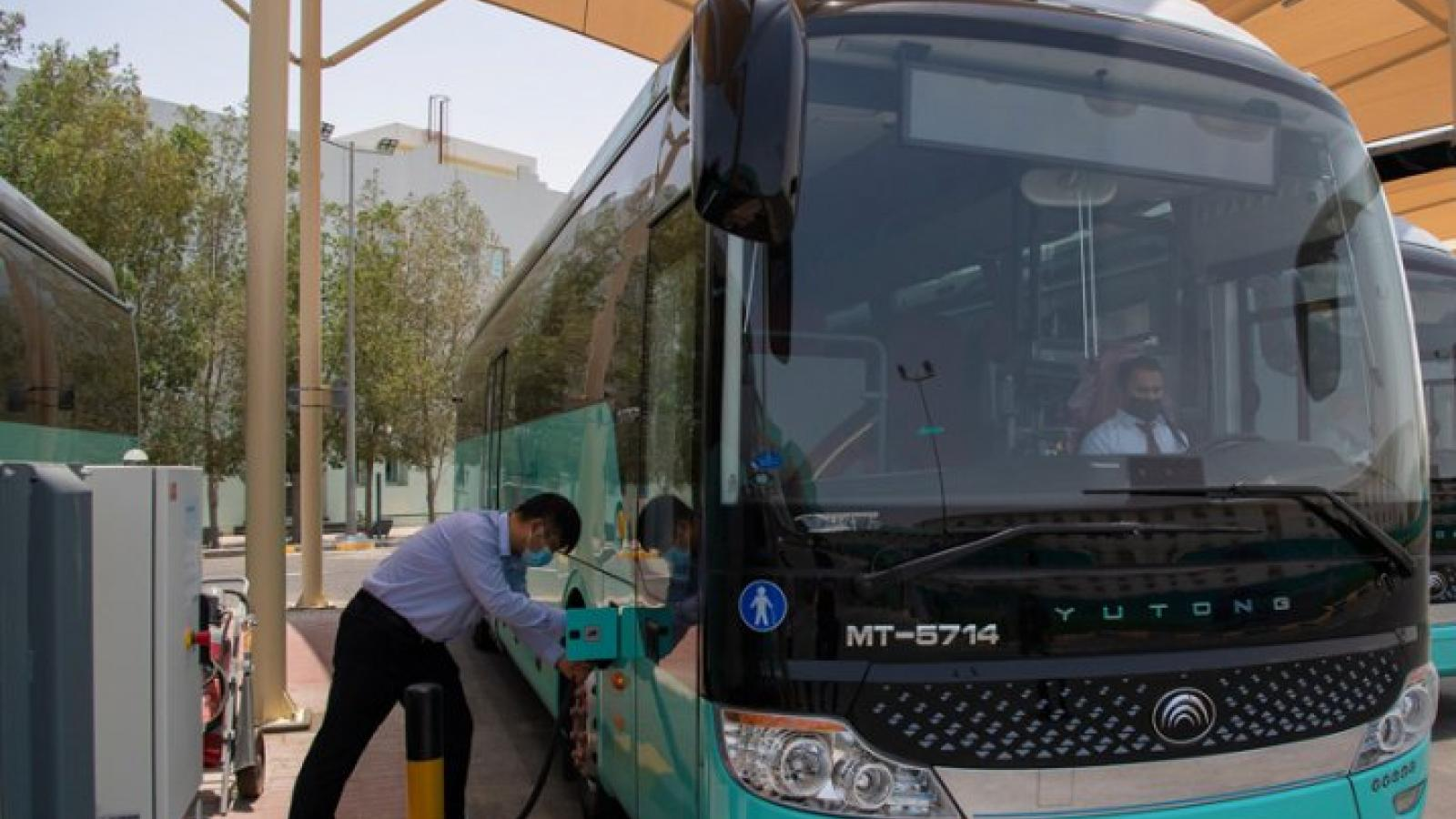 Qatar's electric vehicle strategy currently underway