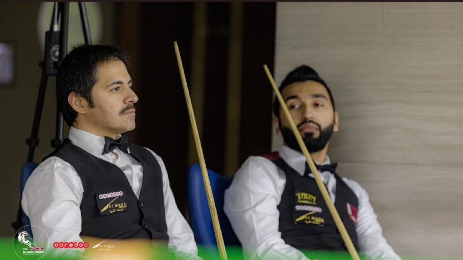 Team Qatar strikes gold in Gulf Billiards and Snooker Championship