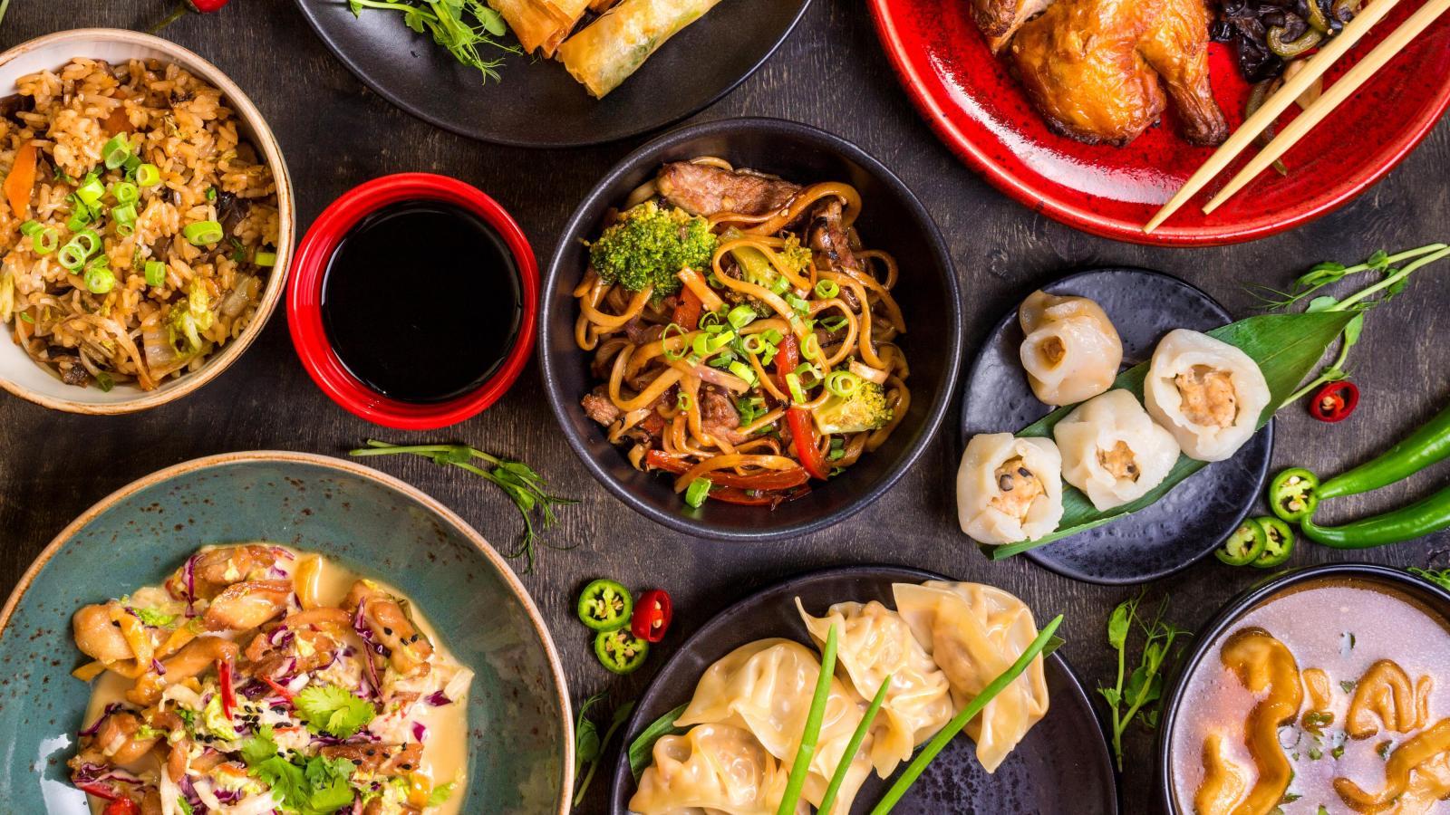 Top 5 Chinese restaurants in Qatar