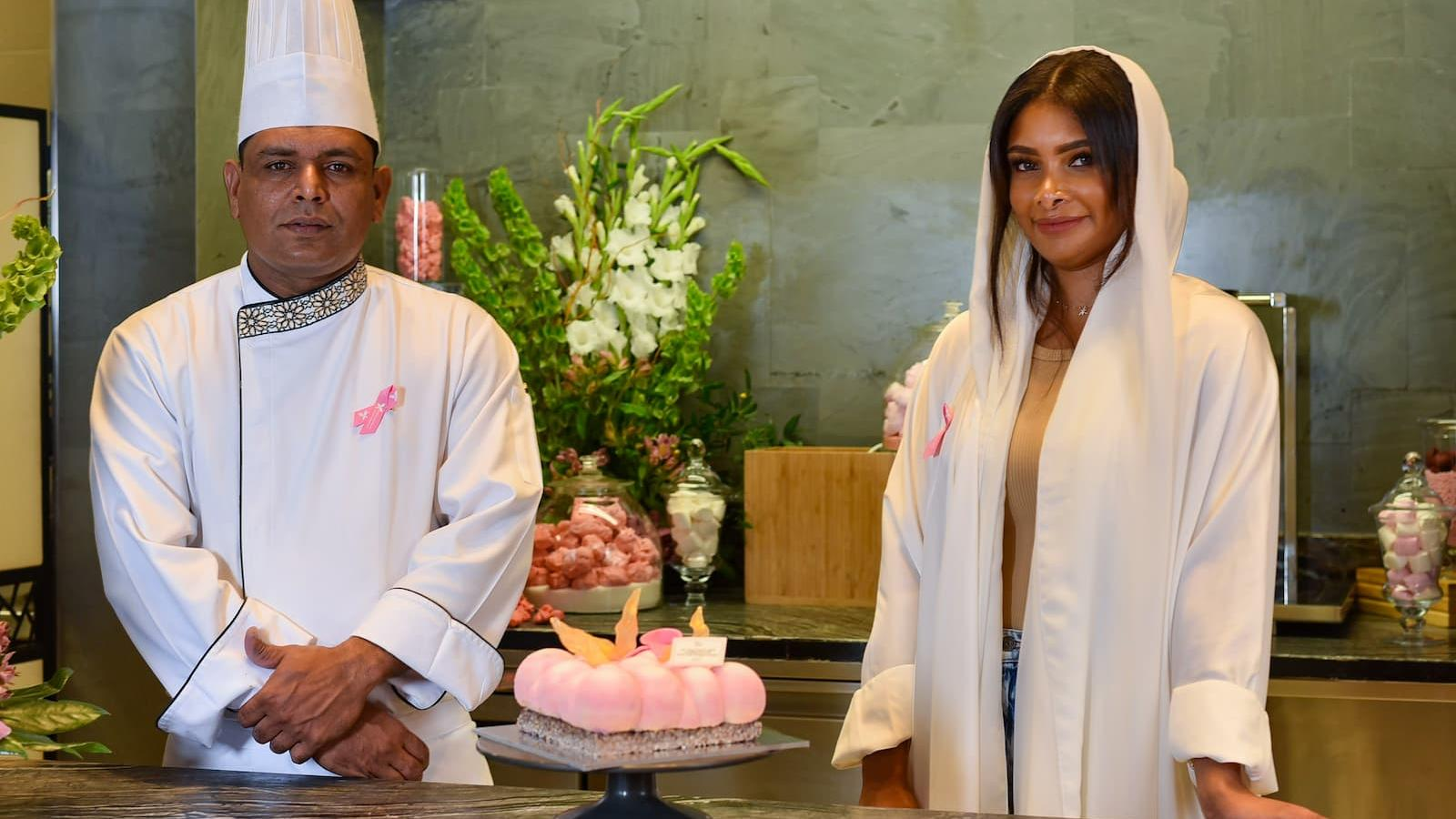 Alwadi Hotel Doha MGallery collaborates with Qatari designer for Breast Cancer Awareness Month