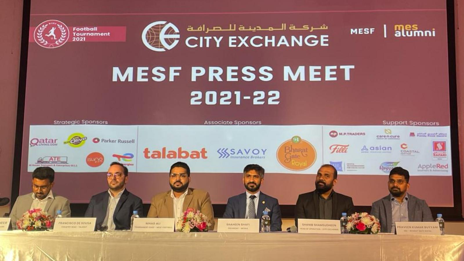 MES Alumni Association launches MESF Sports Festival 2021-22