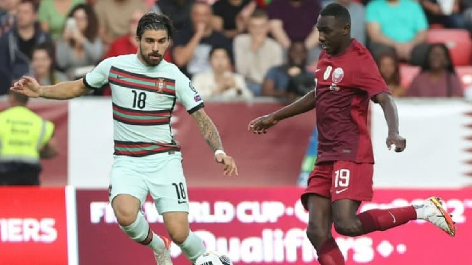 Qatar sets to face Ronaldo's Portugal tonight as preparation for 2022 FIFA World Cup continues