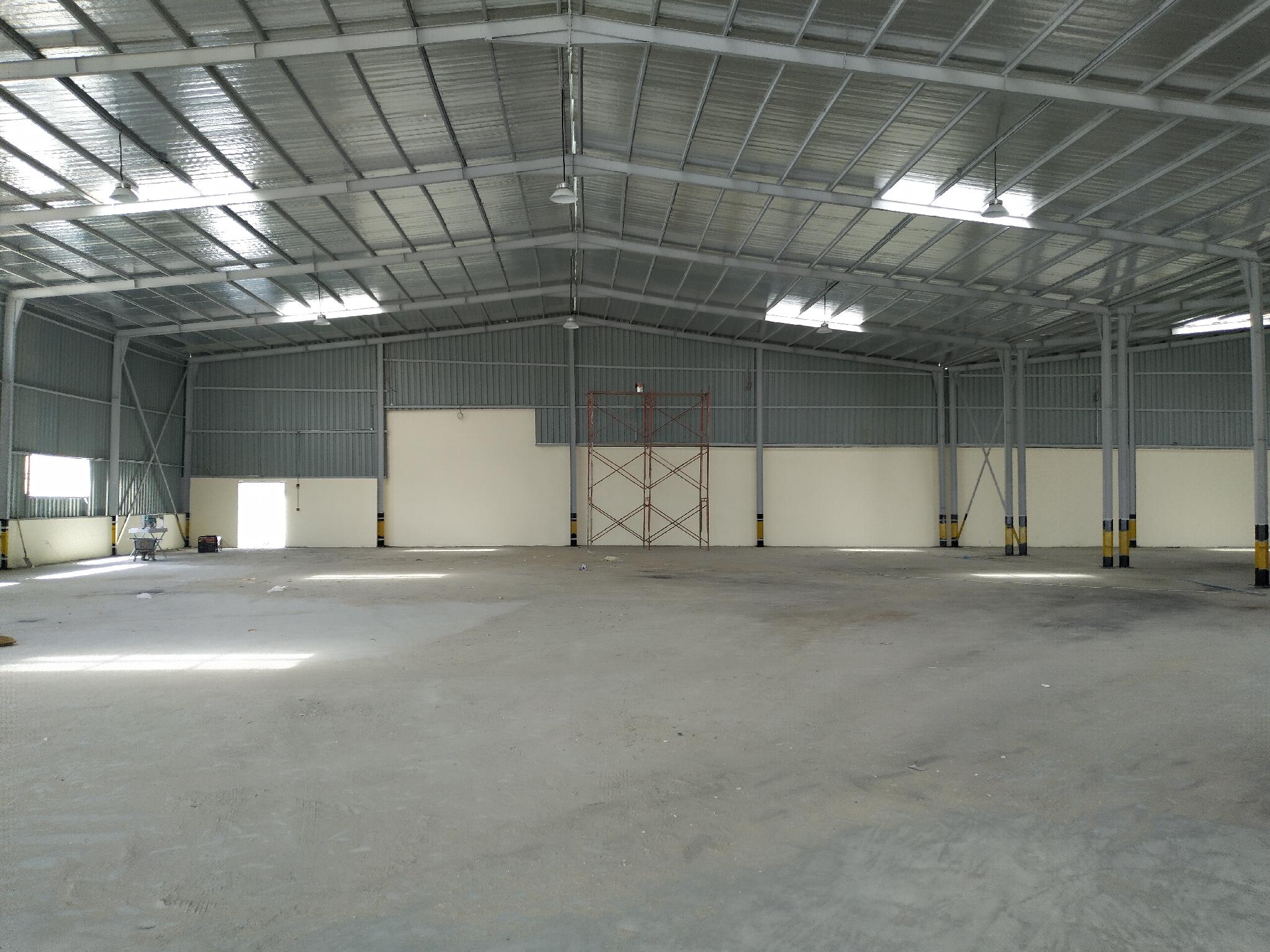 Brand New Warehouse