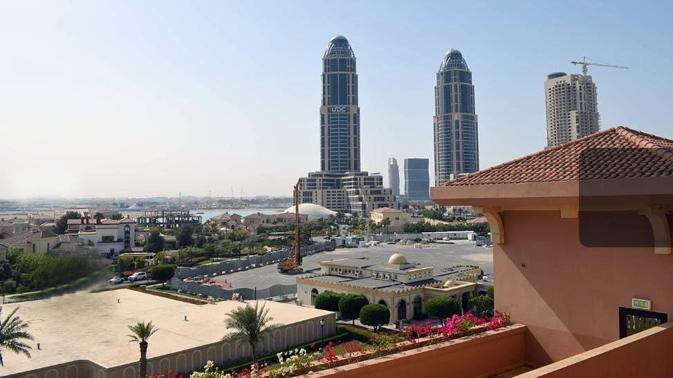 Hot Offer- Fully Furnished 1 BHK @ Pearl Just Qar.