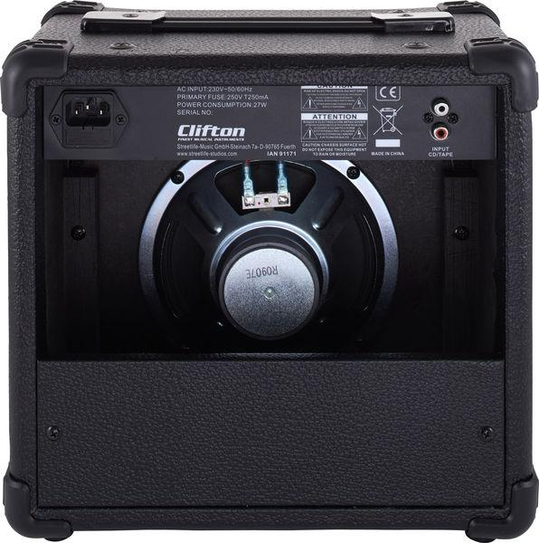 Guitar Amplifier Clifton M-20 450QR. 100% NEW
