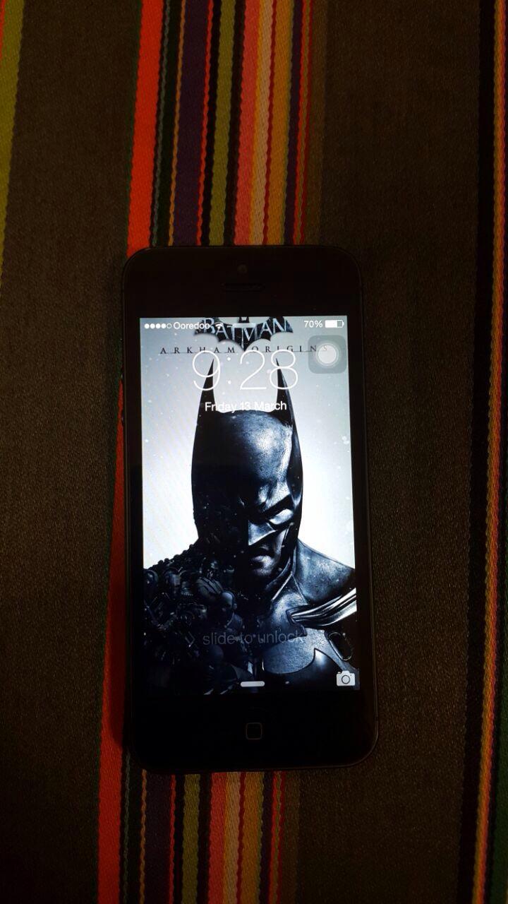 Iphone 5 32GB slightly negotiable