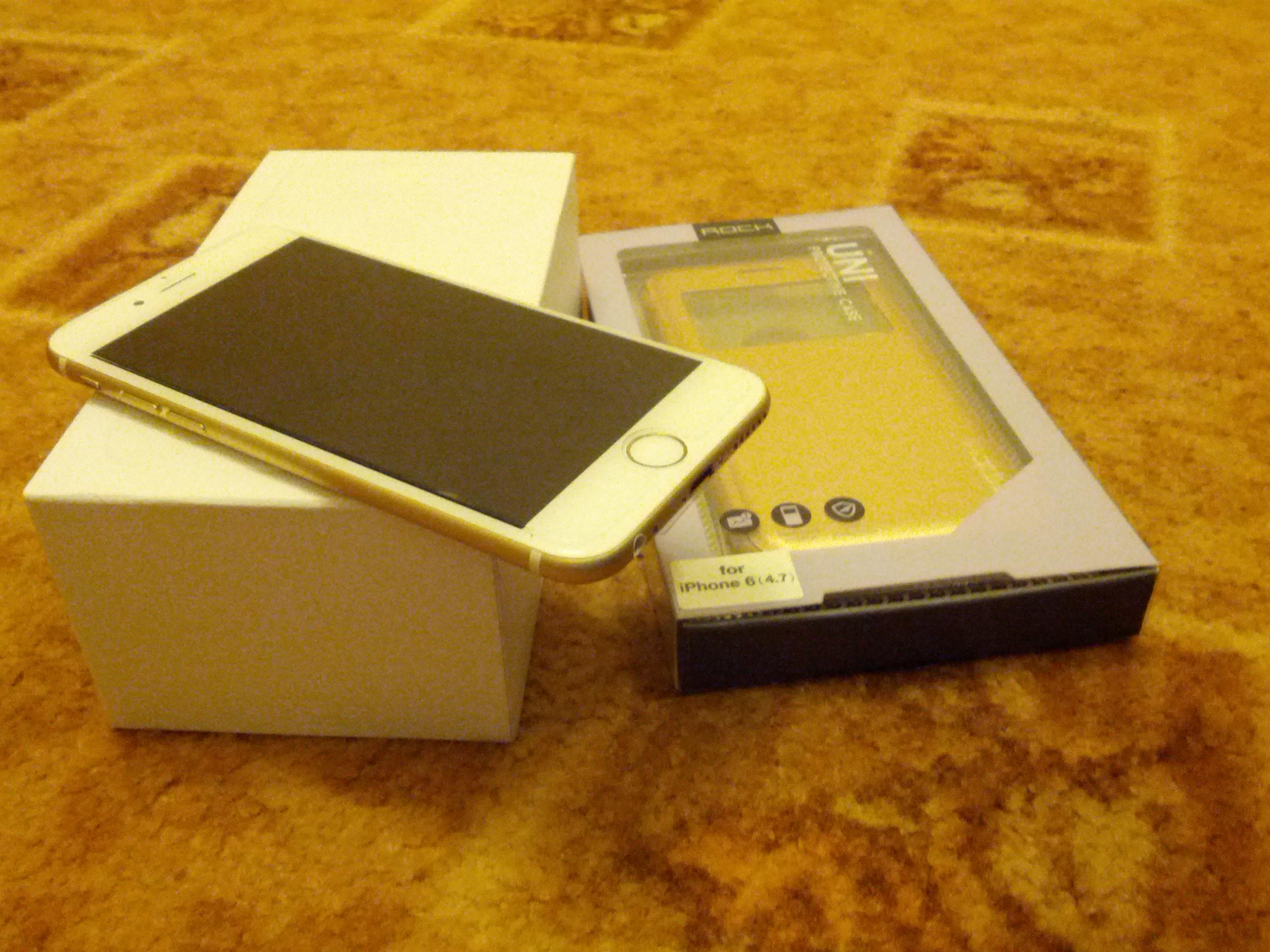 IPhone 6 16 GB Gold colour